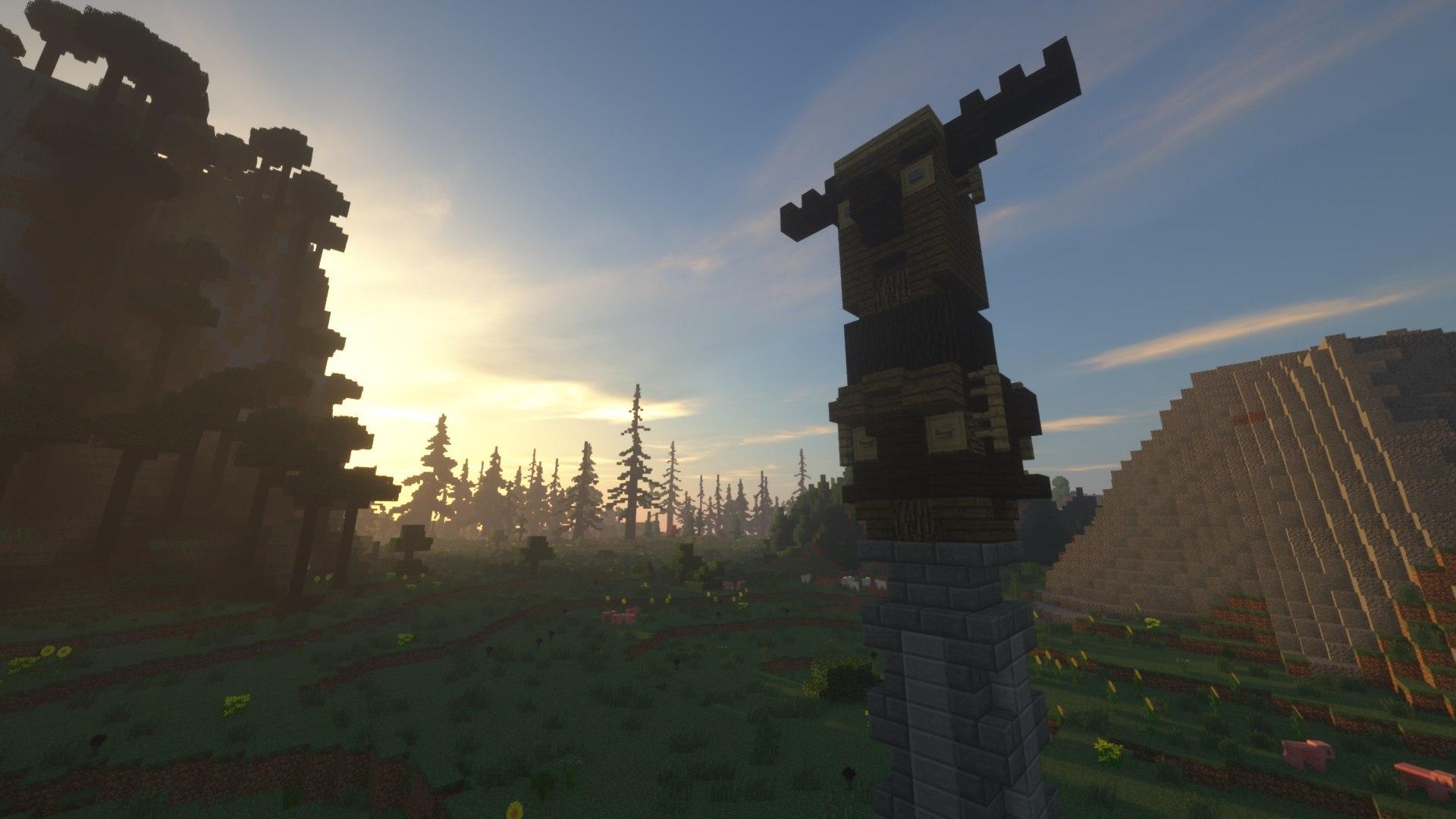 biome bundle Totem