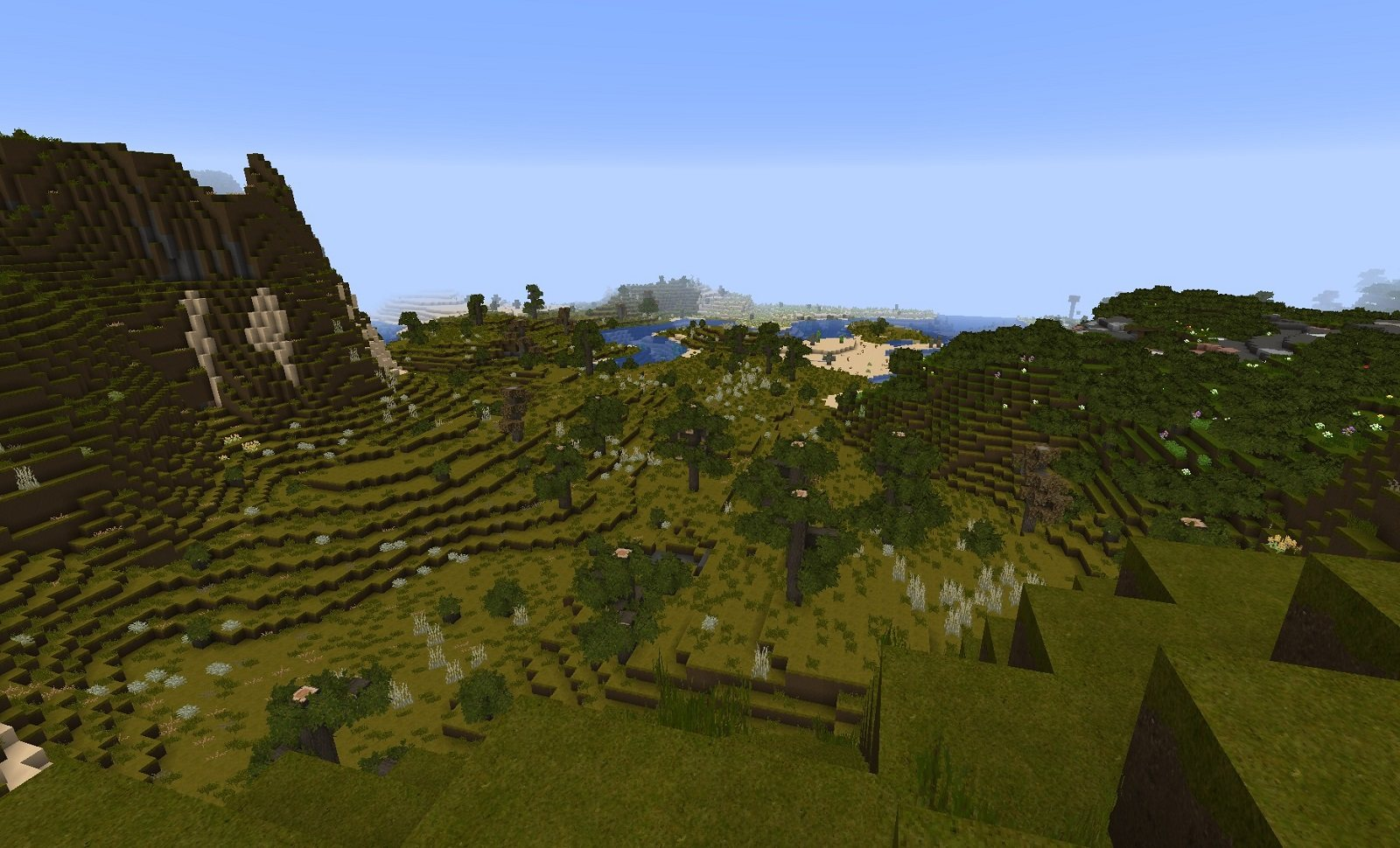 biomes o plenty mod 1.14.4 minecraft