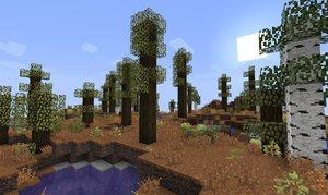 biomes o plenty mod biom bagno
