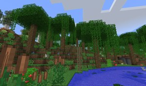 biomes o plenty mod biom bogate bagna