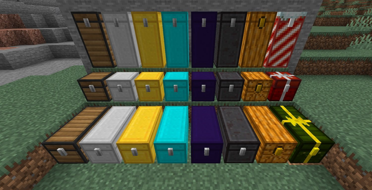 expanded storage mod