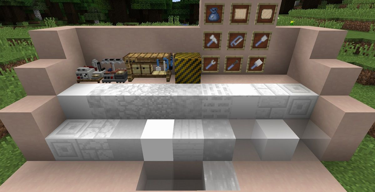LittleTiles mod minecraft