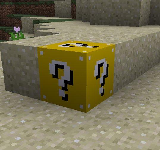 lucky block mod 1