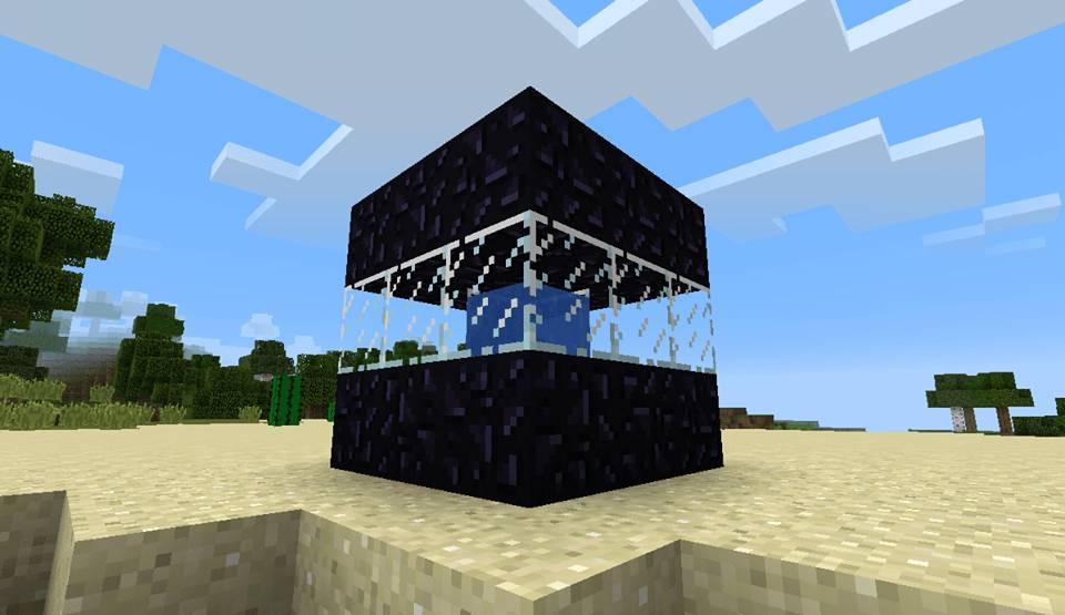 lucky block mod pulapki 2