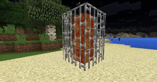 lucky block mod pulapki
