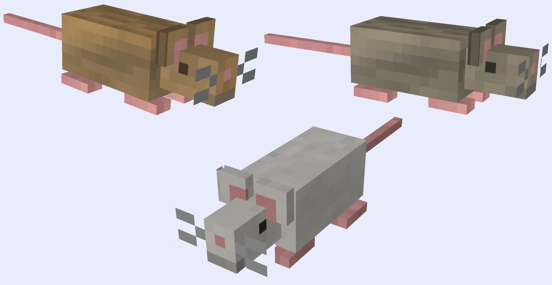 Mo-Creatures-Minecraft-mysz