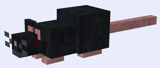 Mo-Creatures-Minecraft-szczur