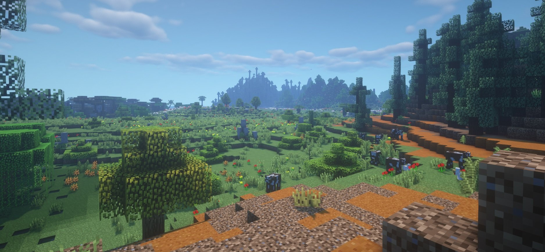 open terrain generator mod biome bundle 1
