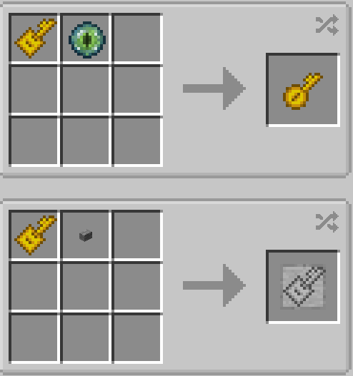 crafting klucze2