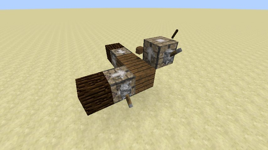 structured crafting mod minecraft kilka maszy craftingowych