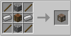 structured crafting mod minecraft