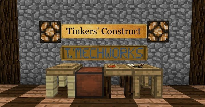 thinkers construct mechworks addon mod minecraft
