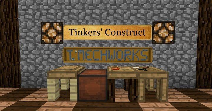 thinkers construct mechworks addon mod minecraft