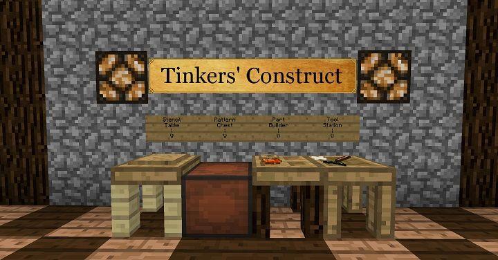 thinkers construct mod minecraft