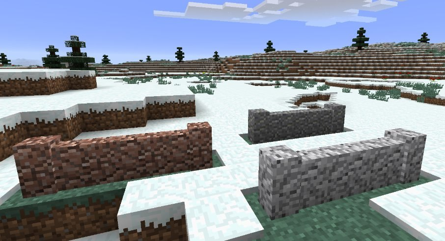 murki diorytu andezytu granitu