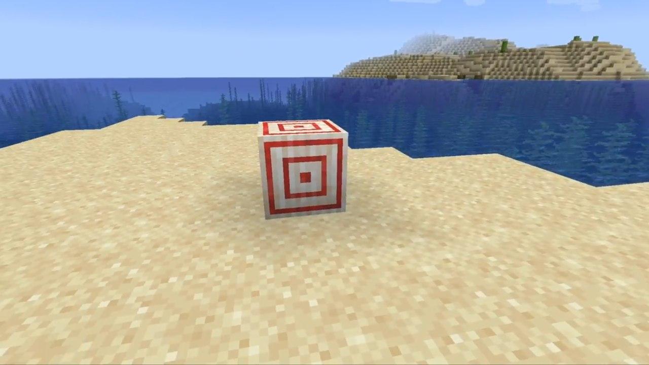 Target Block minecraft 1.16