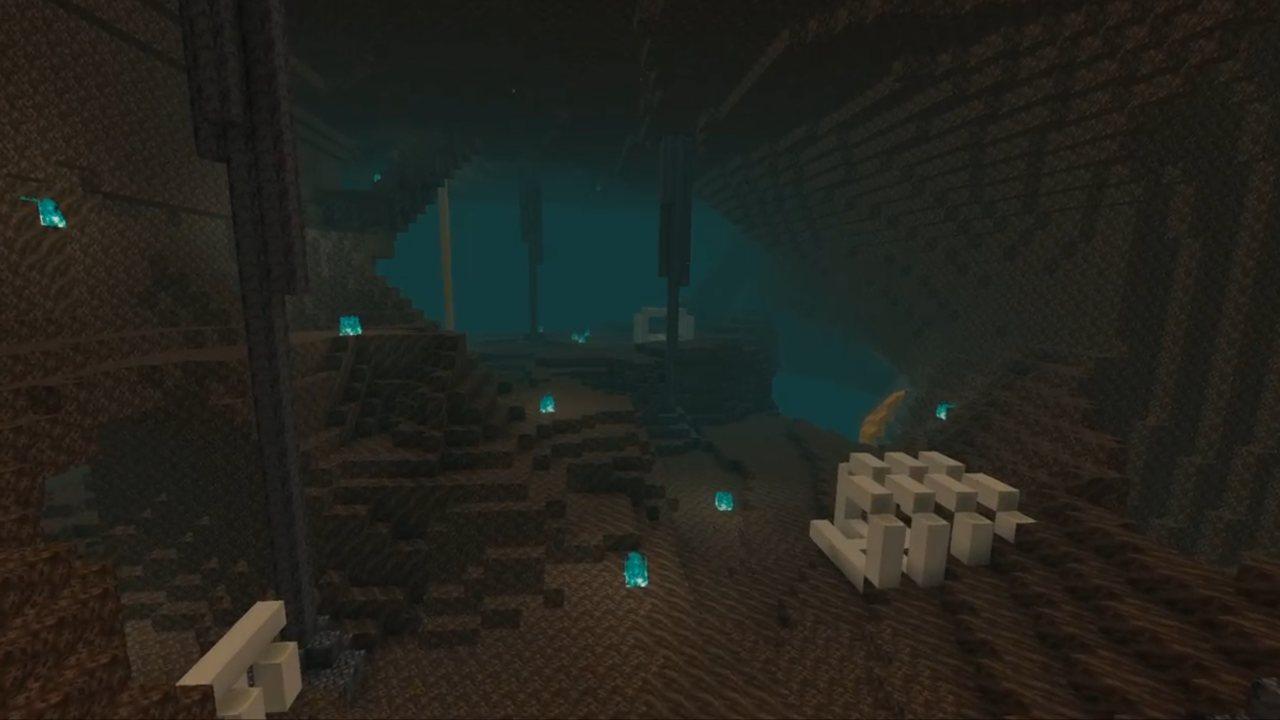 soulsand valley biom minecraft