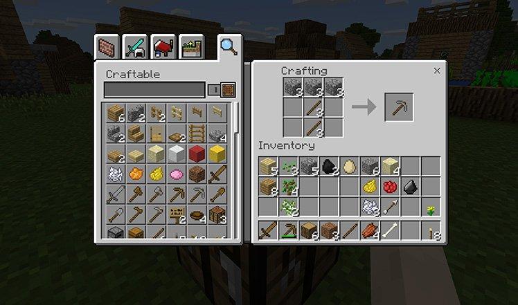 minecraft pocket 1.2 beta bettet together