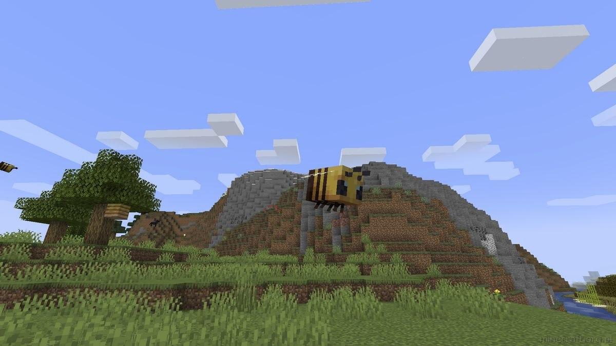 pszczelarstwo w minecraft poradnik 1