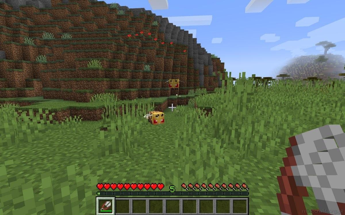 pszczelarstwo w minecraft poradnik 5