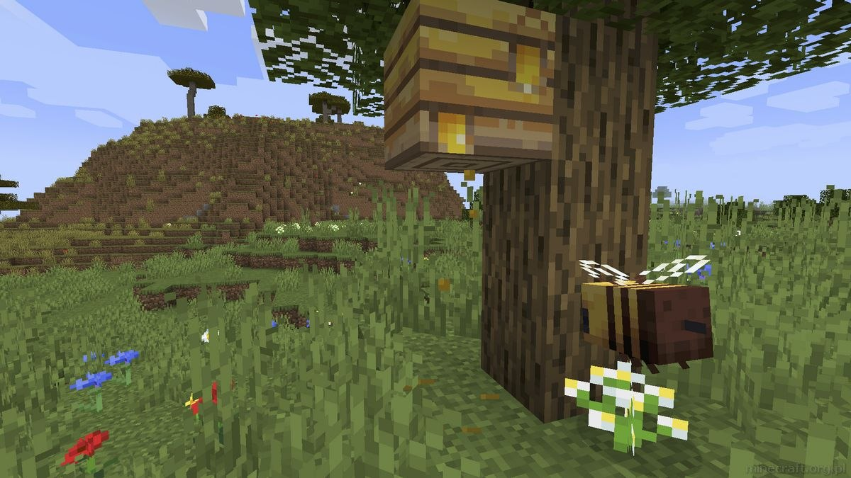 pszczelarstwo w minecraft poradnik 6
