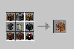 custom crafting minecraft