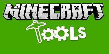 minecraft tools narzedzia tworzenia generatory receptury