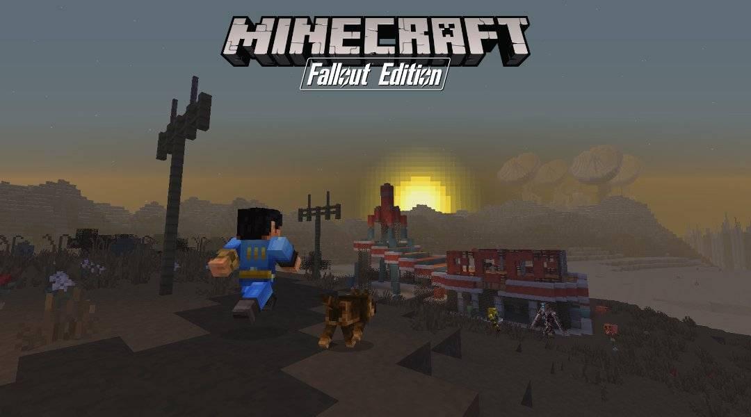 Fallout DLC Minecraft