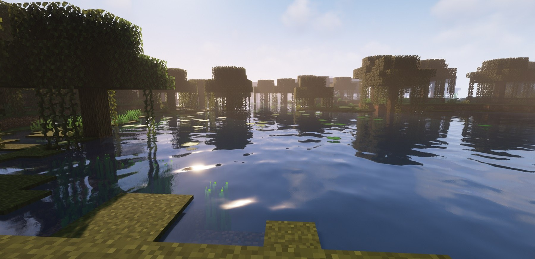 Complementary Shaders Minecraft shadery BSL edit 2