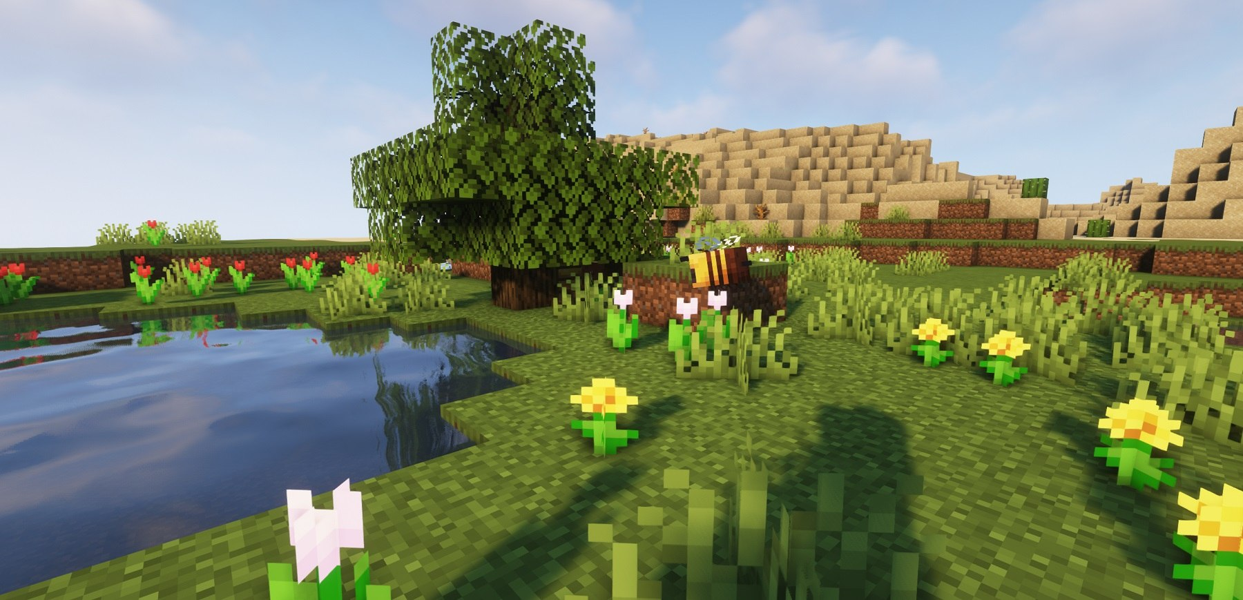 Complementary Shaders Minecraft shadery BSL edit 3
