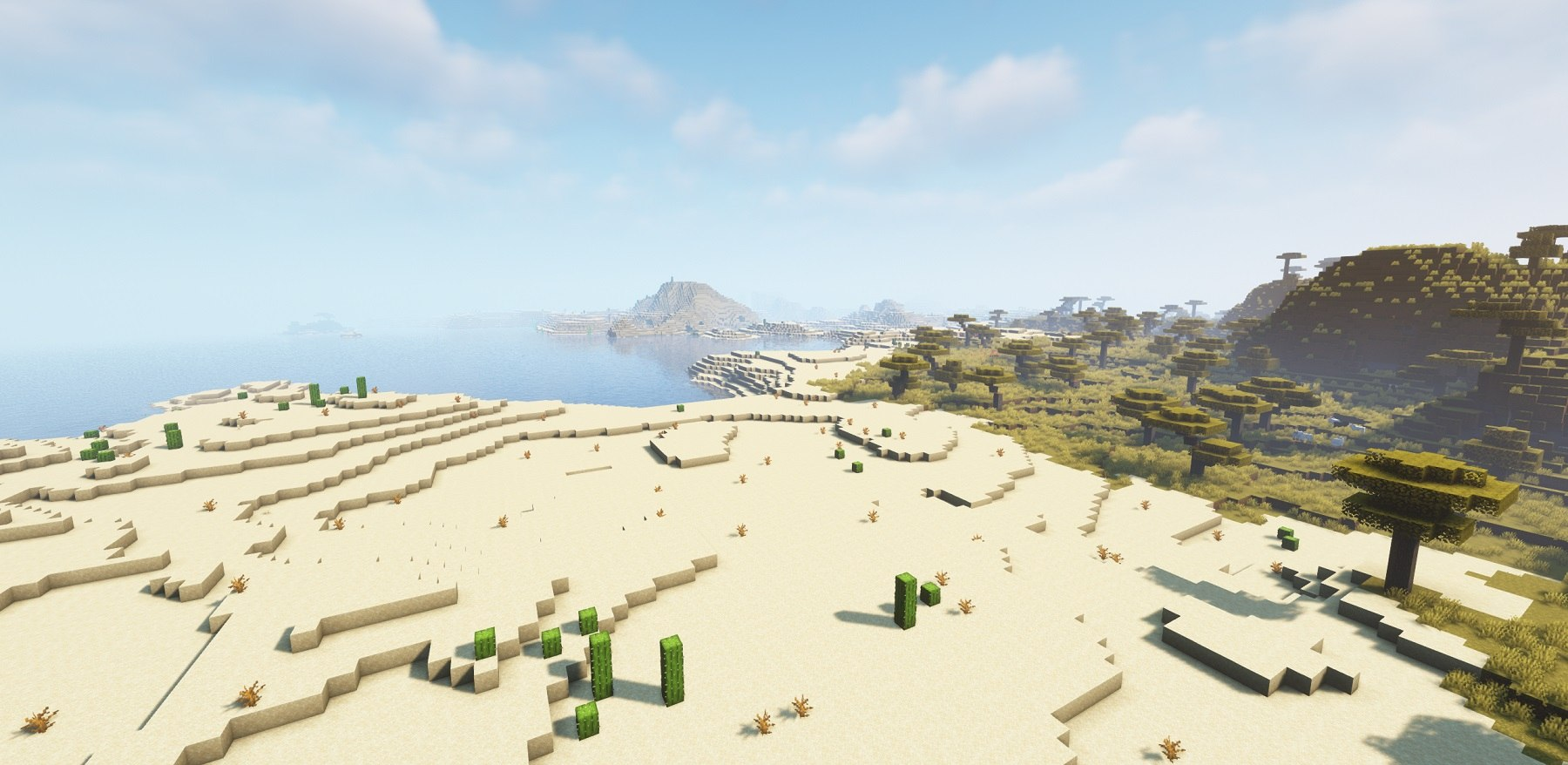 Complementary Shaders Minecraft shadery BSL edit 4
