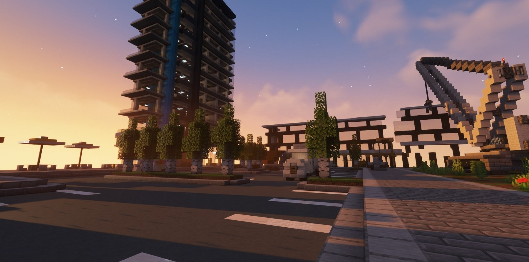 Complementary Shaders Minecraft shadery BSL edit 7