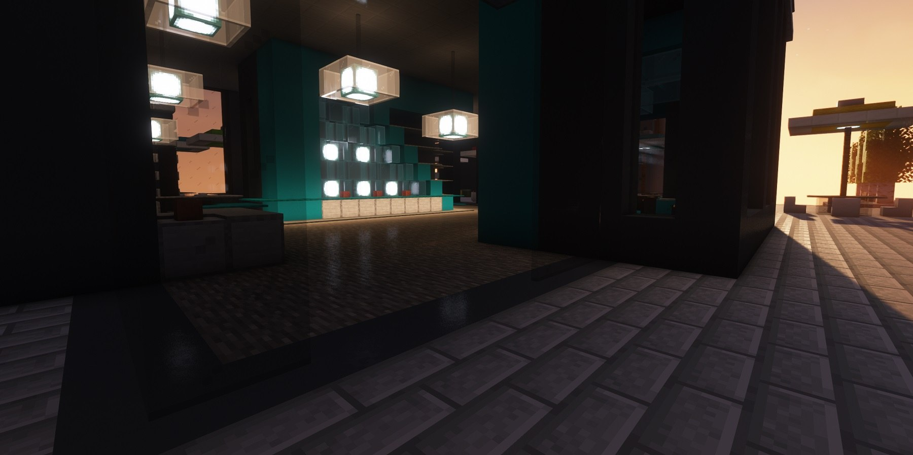 Complementary Shaders Minecraft shadery BSL edit 8