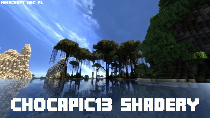 chocapic13 shadery 1.12.2