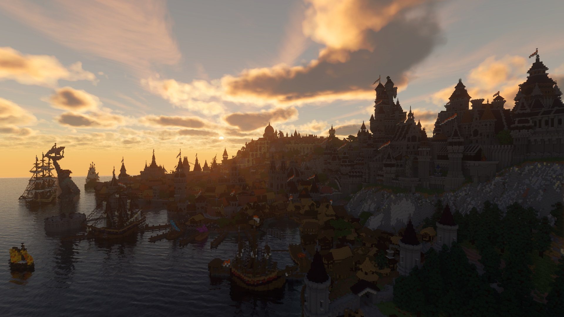 continuum 2.0 minecraft shaders