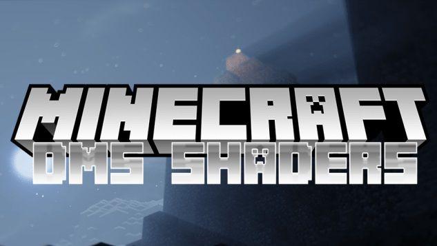 dms shaders minecraft 1.12.2