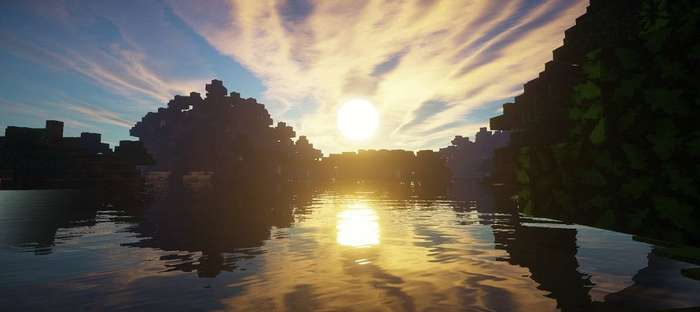 shadery do minecraft 1.15 1.14.4 1.12.2 pl