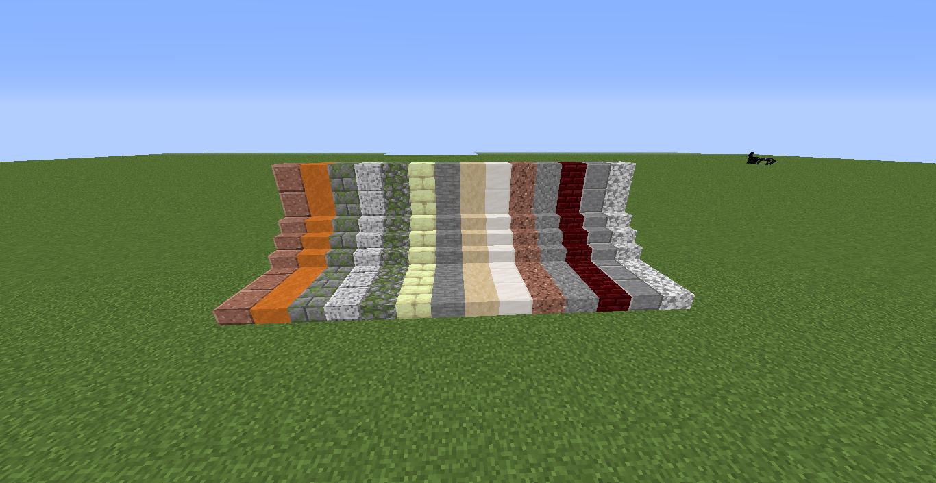 snapshot 18w43a nowe bloki
