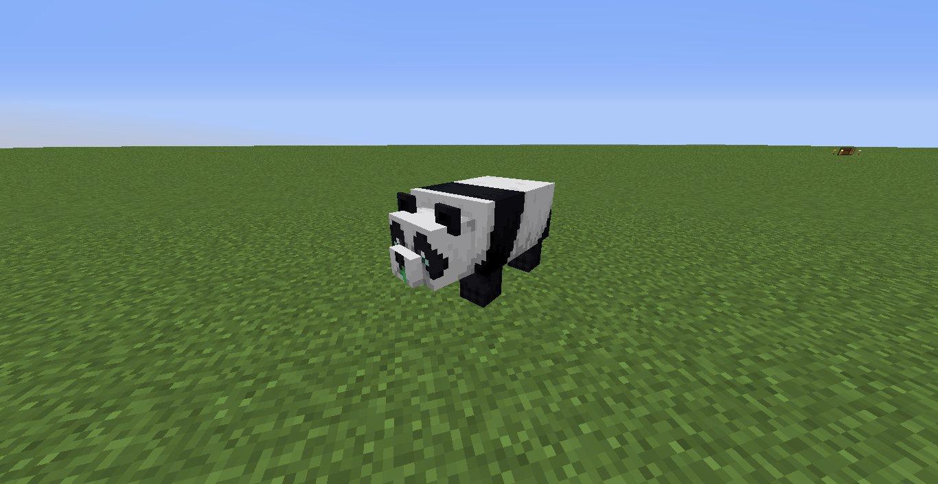 snapshot 18w43a pandy 1