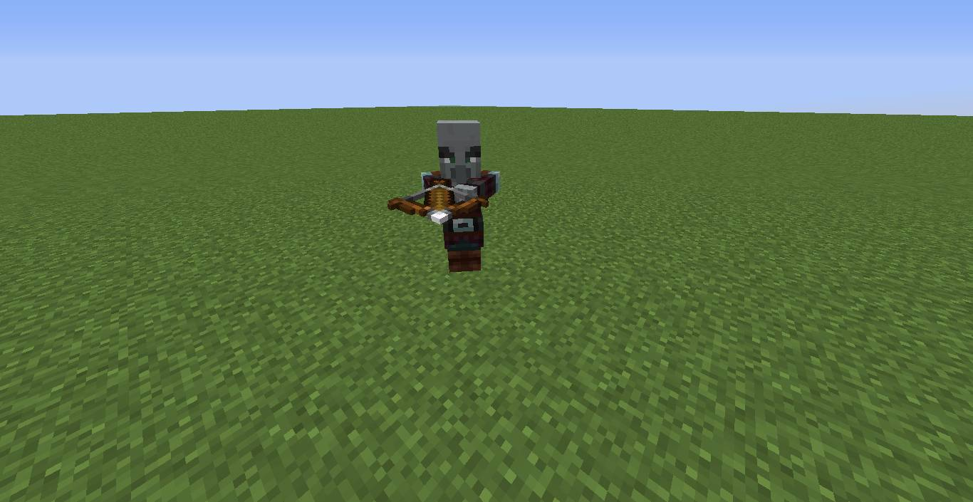 snapshot 18w43a pillager 1
