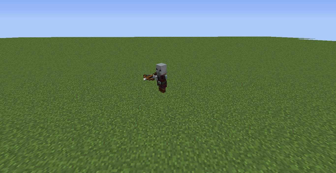 snapshot 18w43a pillager 3
