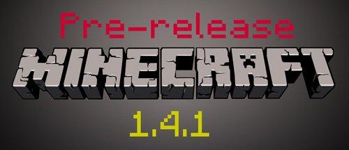 minecraft-prerelease-1.4.1