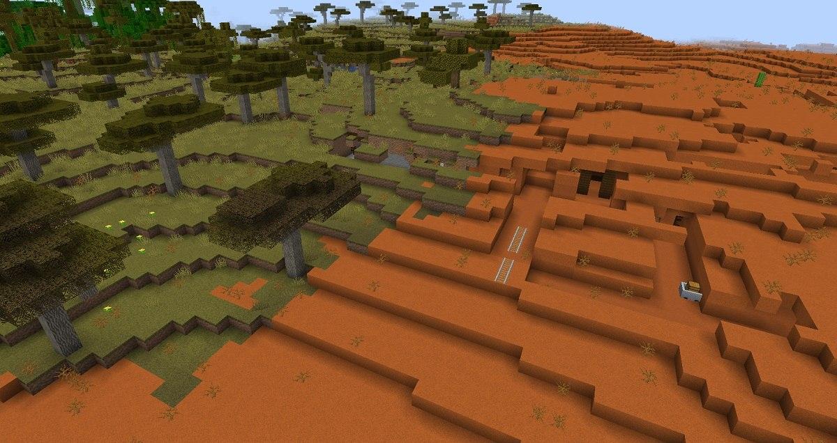 snapshot eksperymentalny 3 minecraft 1.18 biom 5