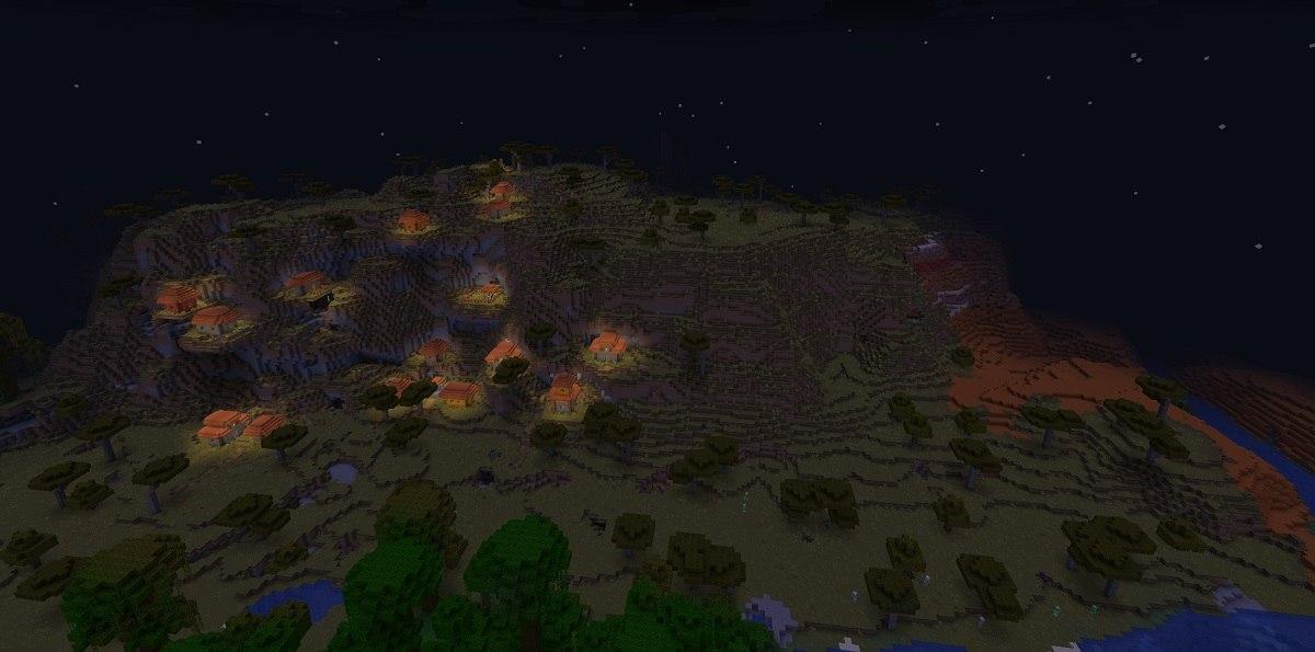 snapshot eksperymentalny 3 minecraft 1.18 biom 6