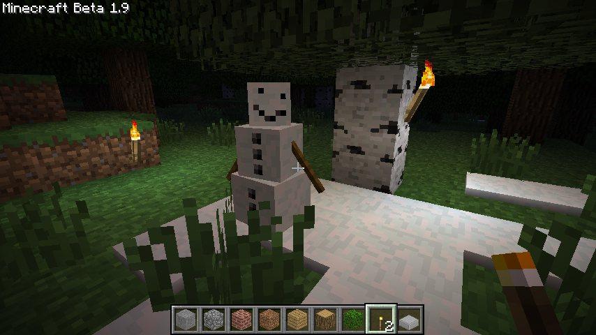 snow-golem-minecraft