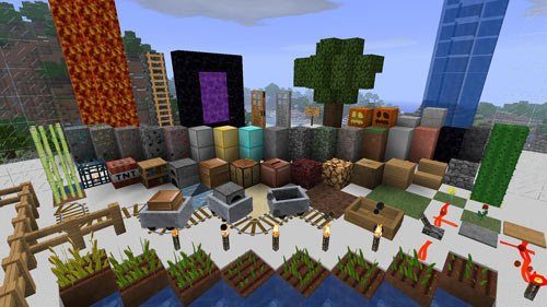 Minecraft-Enhanced