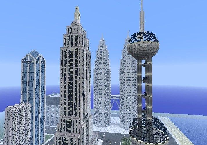 Minecraft-Map-Novax-City 1