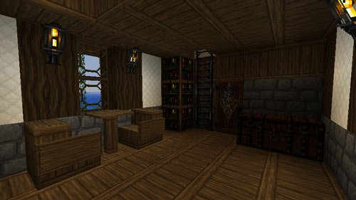 Minecraft-Steel-Feathers-Enchanted-1.0