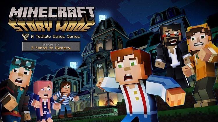 Minecraft Story Mode epizod 6 szosty