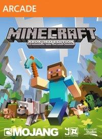 Minecraft-Xbox 360 Edition